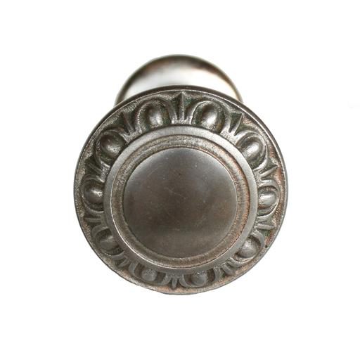 iron door knob photo - 6