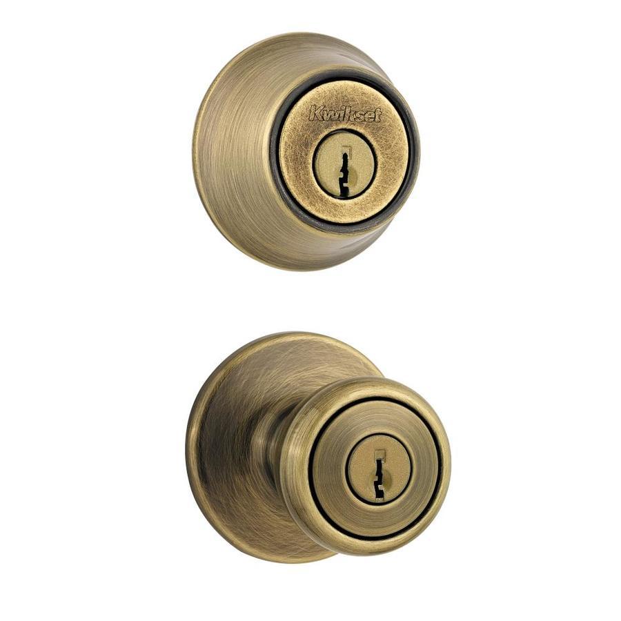 keyed door knob photo - 18