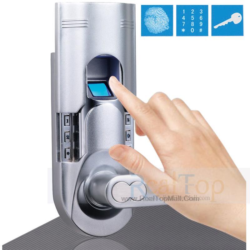 keyless door knob photo - 16