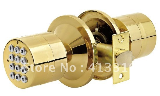 keyless door knob photo - 19