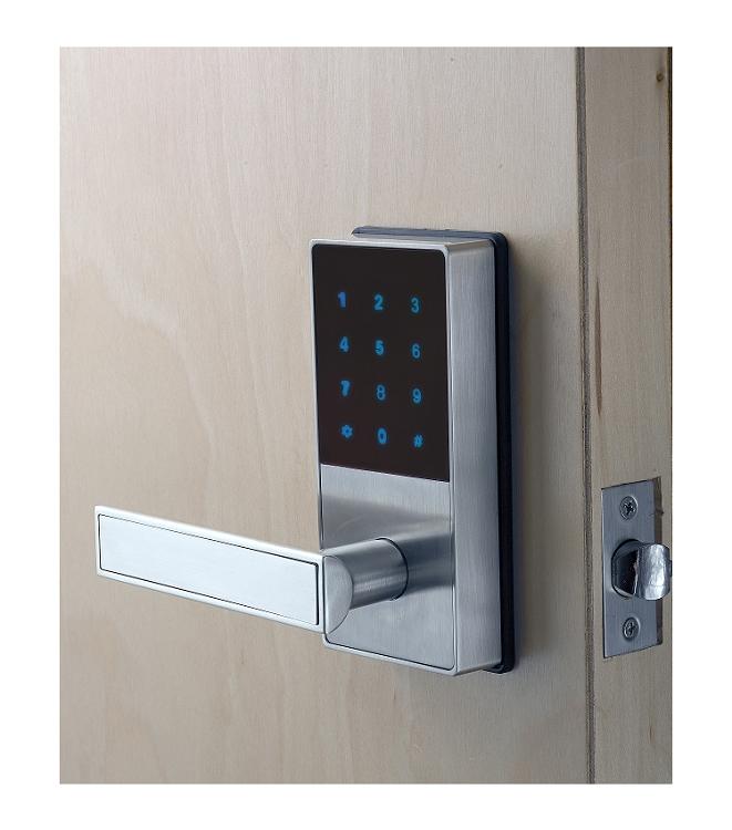 keyless entry door knob photo - 20