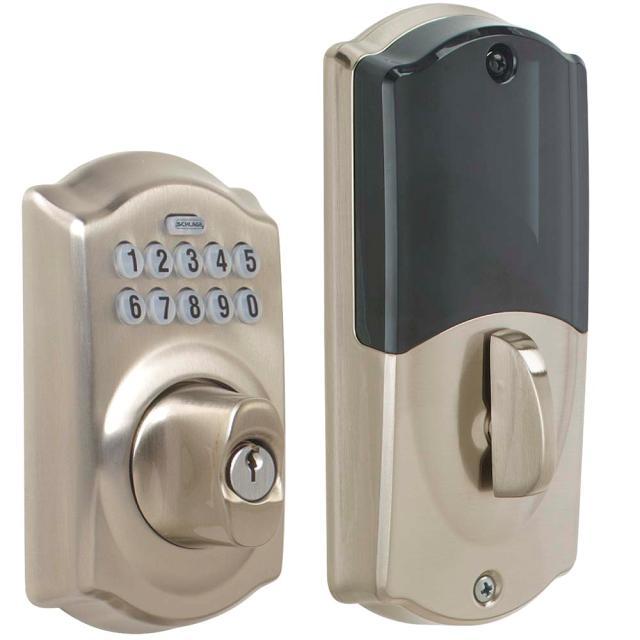 keypad door knob photo - 20
