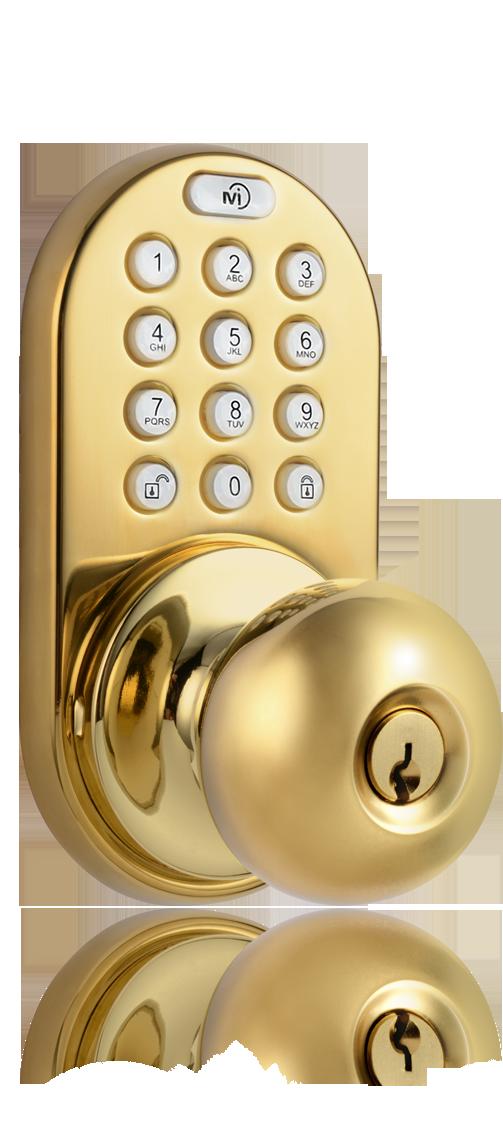 keypad door knob photo - 8