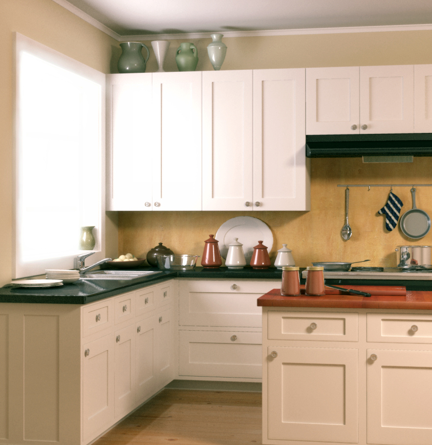 kitchen cabinet door knob photo - 3