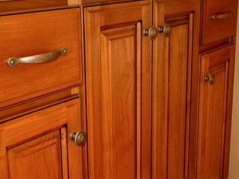 kitchen cabinet door knobs photo - 6