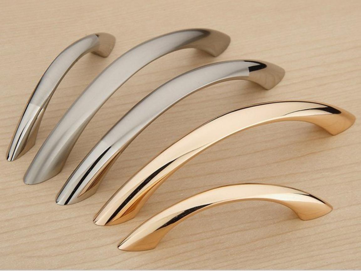 kitchen cupboard door handles and knobs photo - 10