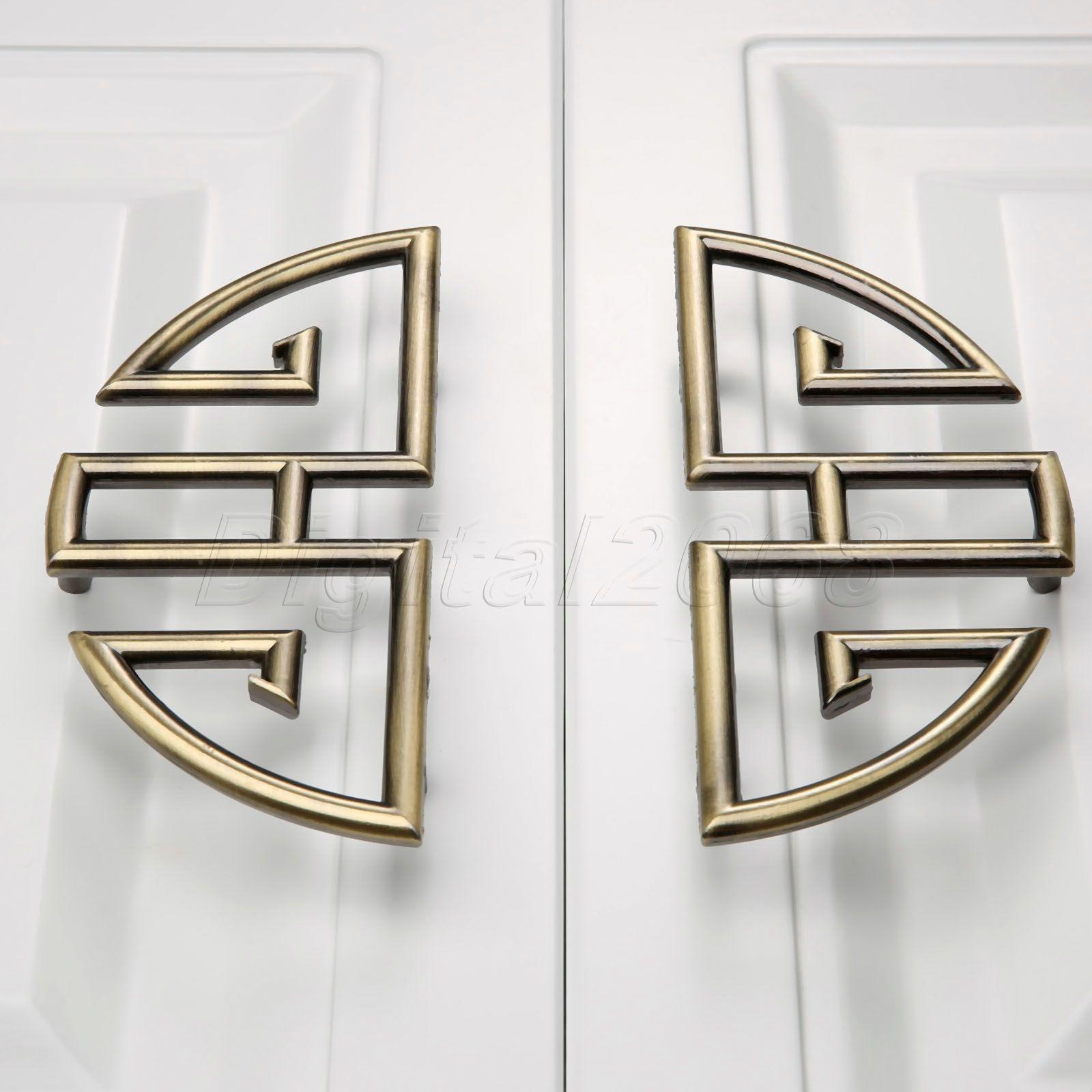 kitchen cupboard door handles and knobs photo - 8