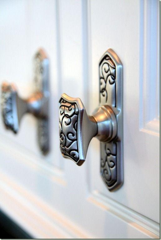 kitchen door handles and knobs photo - 19