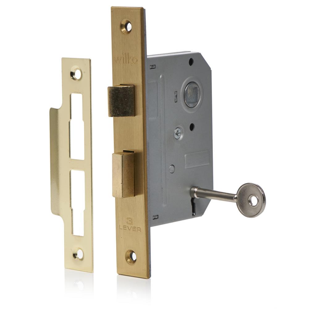 knob door lock photo - 19
