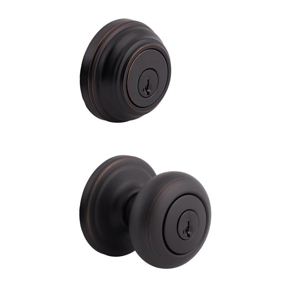 kwikset bronze door knobs photo - 12