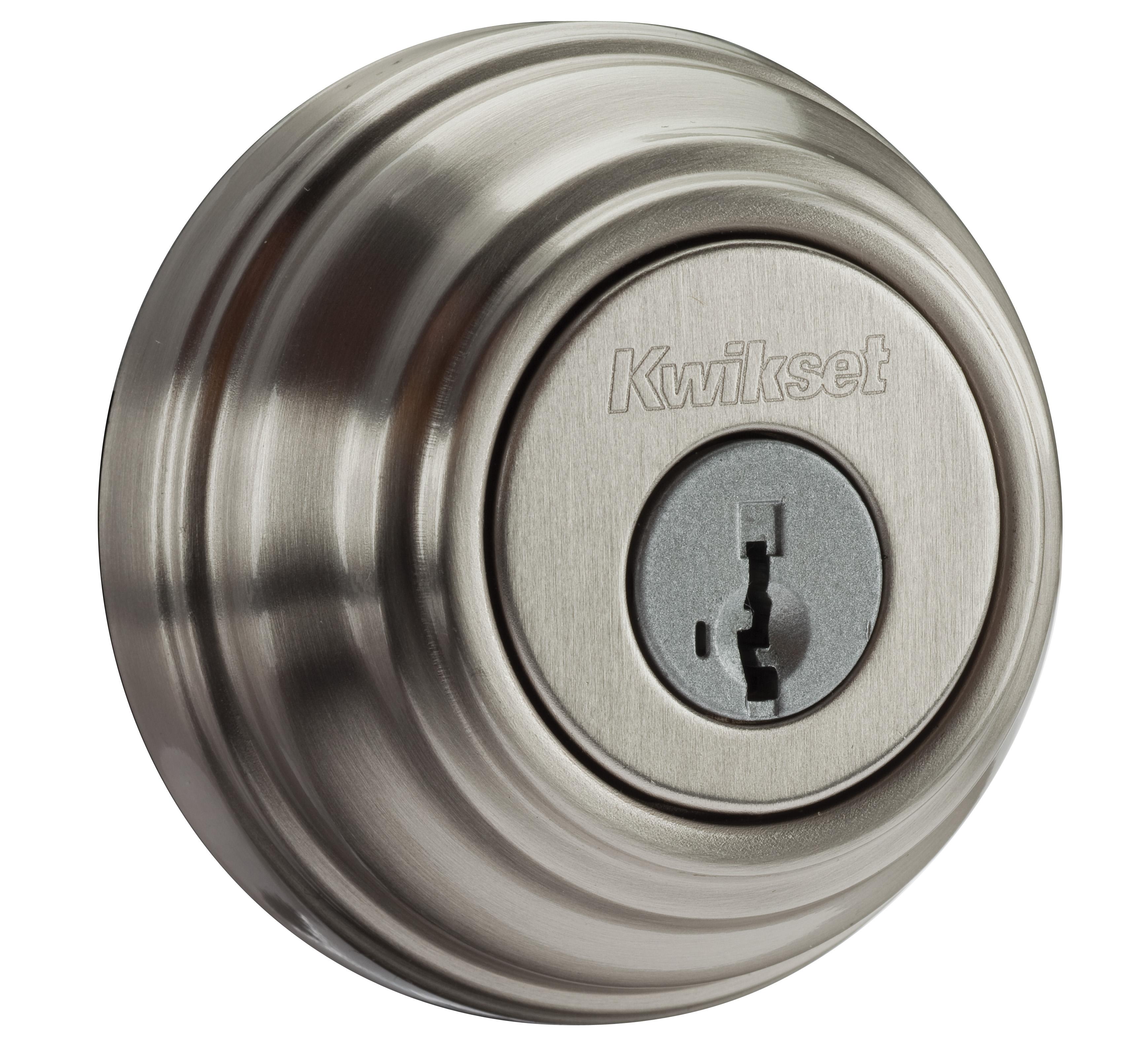 kwikset door knob removal photo - 20
