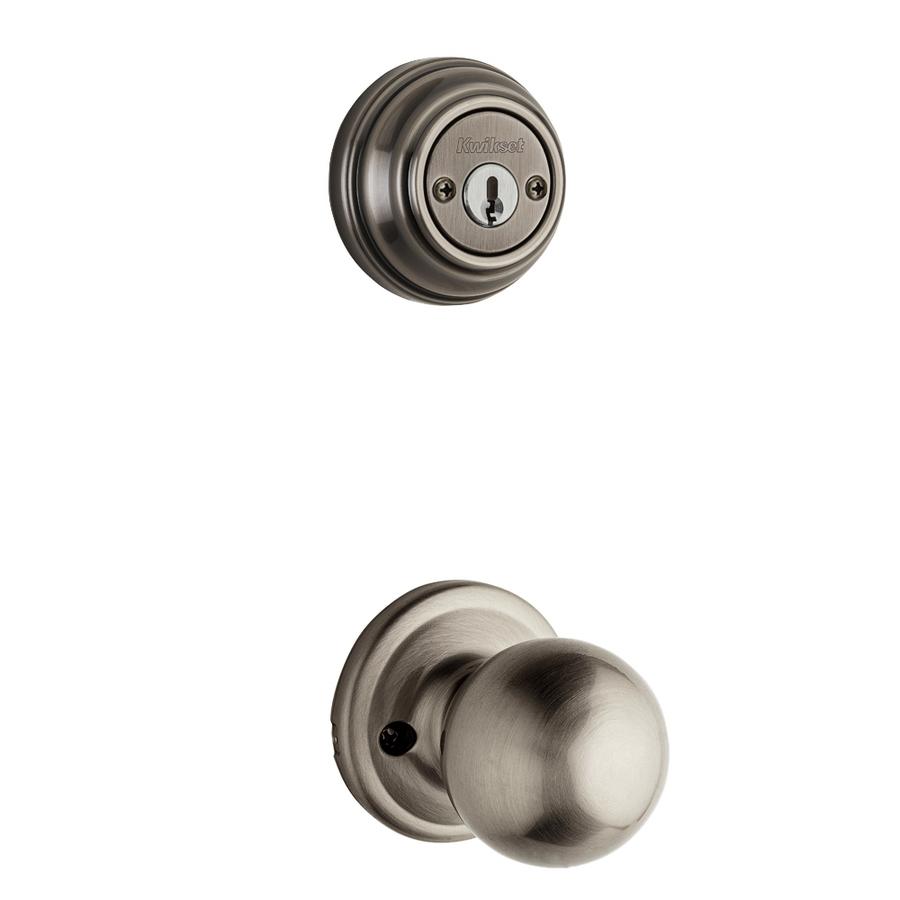 kwikset interior door knobs photo - 19