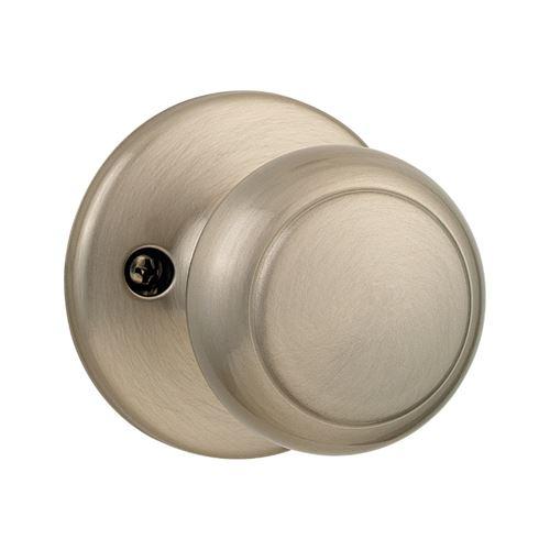 kwikset satin nickel door knobs photo - 16