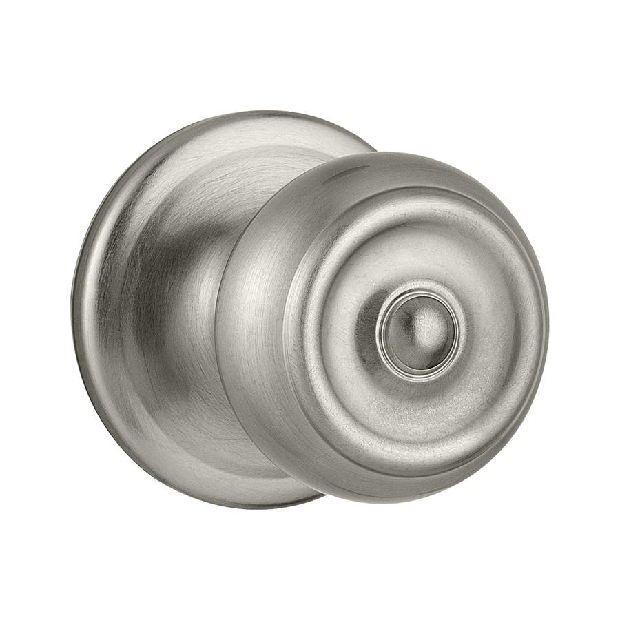 kwikset satin nickel door knobs photo - 3