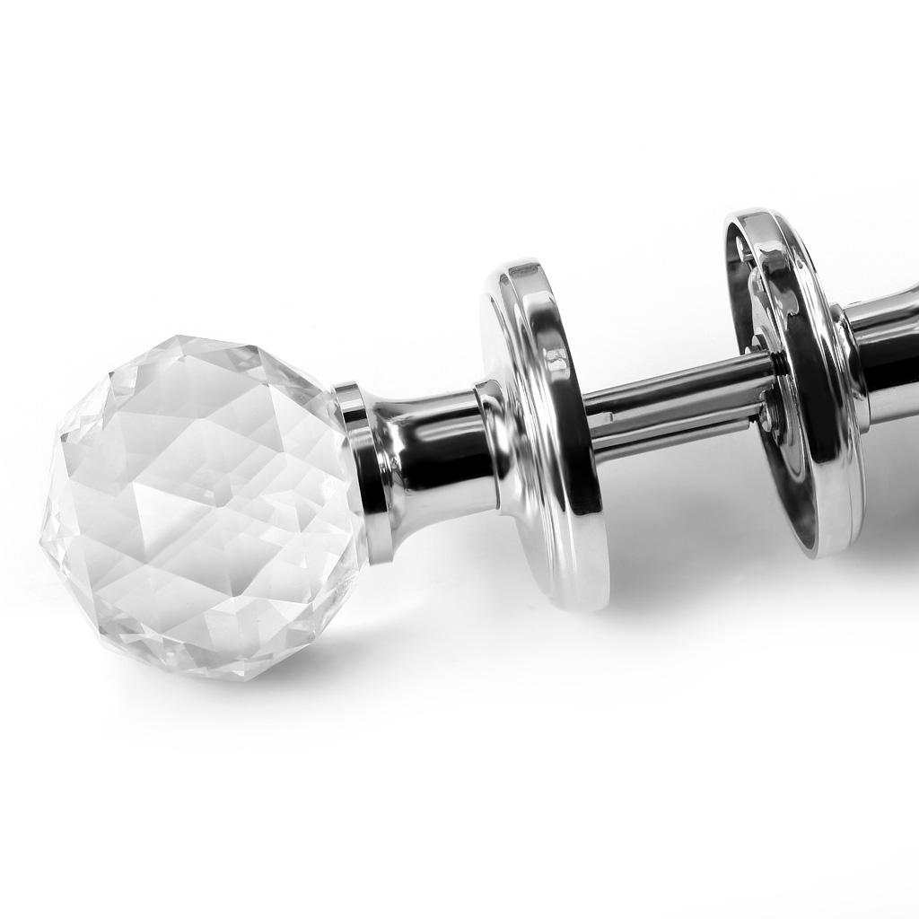 large crystal door knobs photo - 9