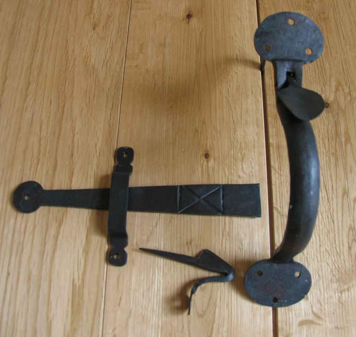 latch door knob photo - 15