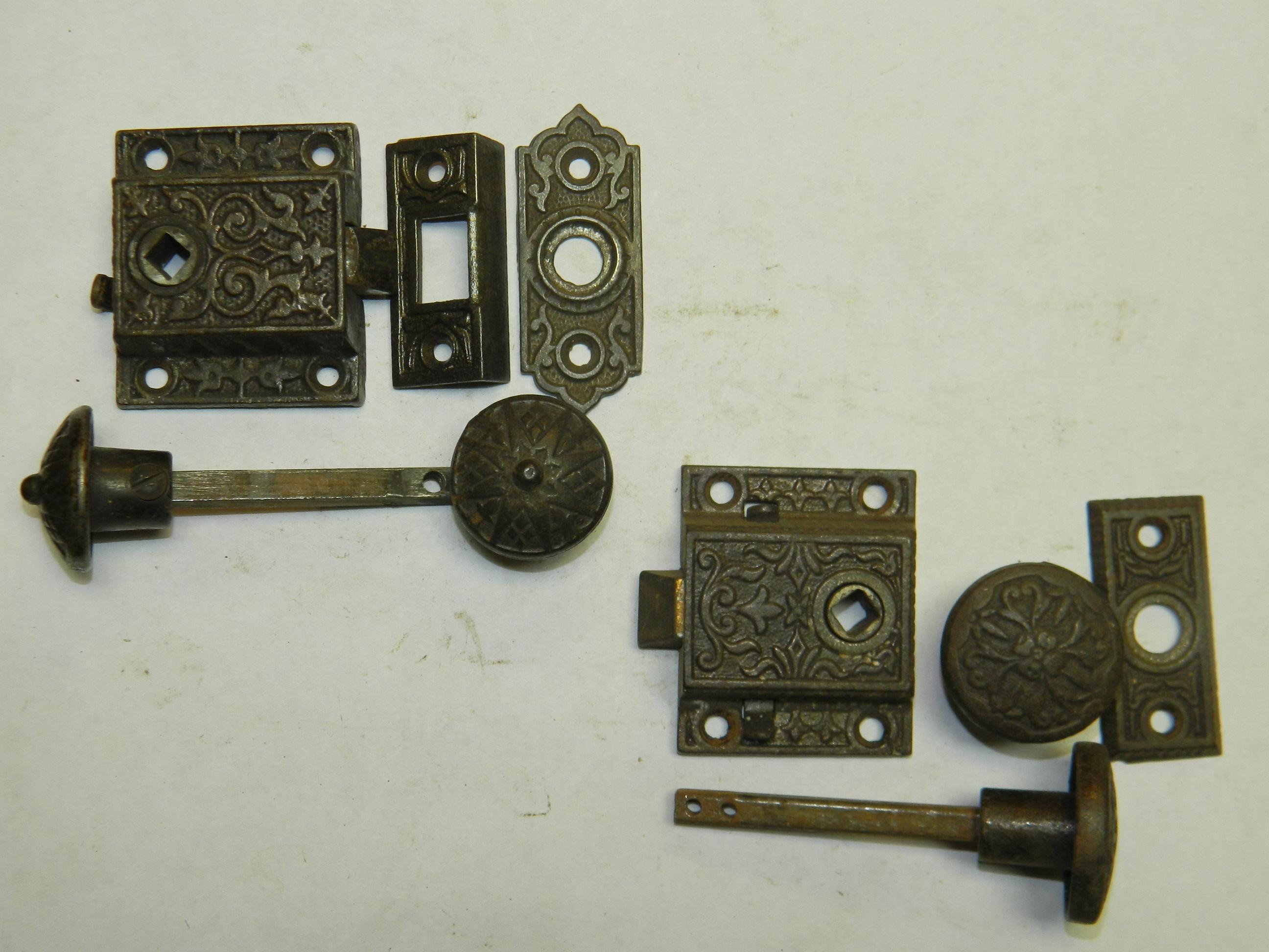 latch door knob photo - 18