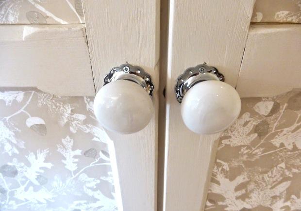 laura ashley door knobs photo - 20