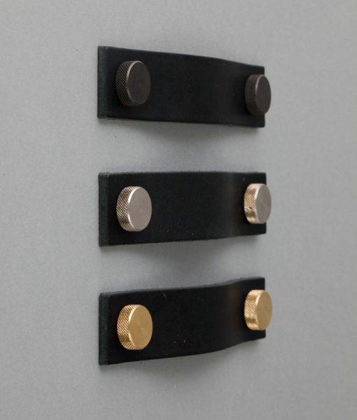 leather door knobs photo - 10