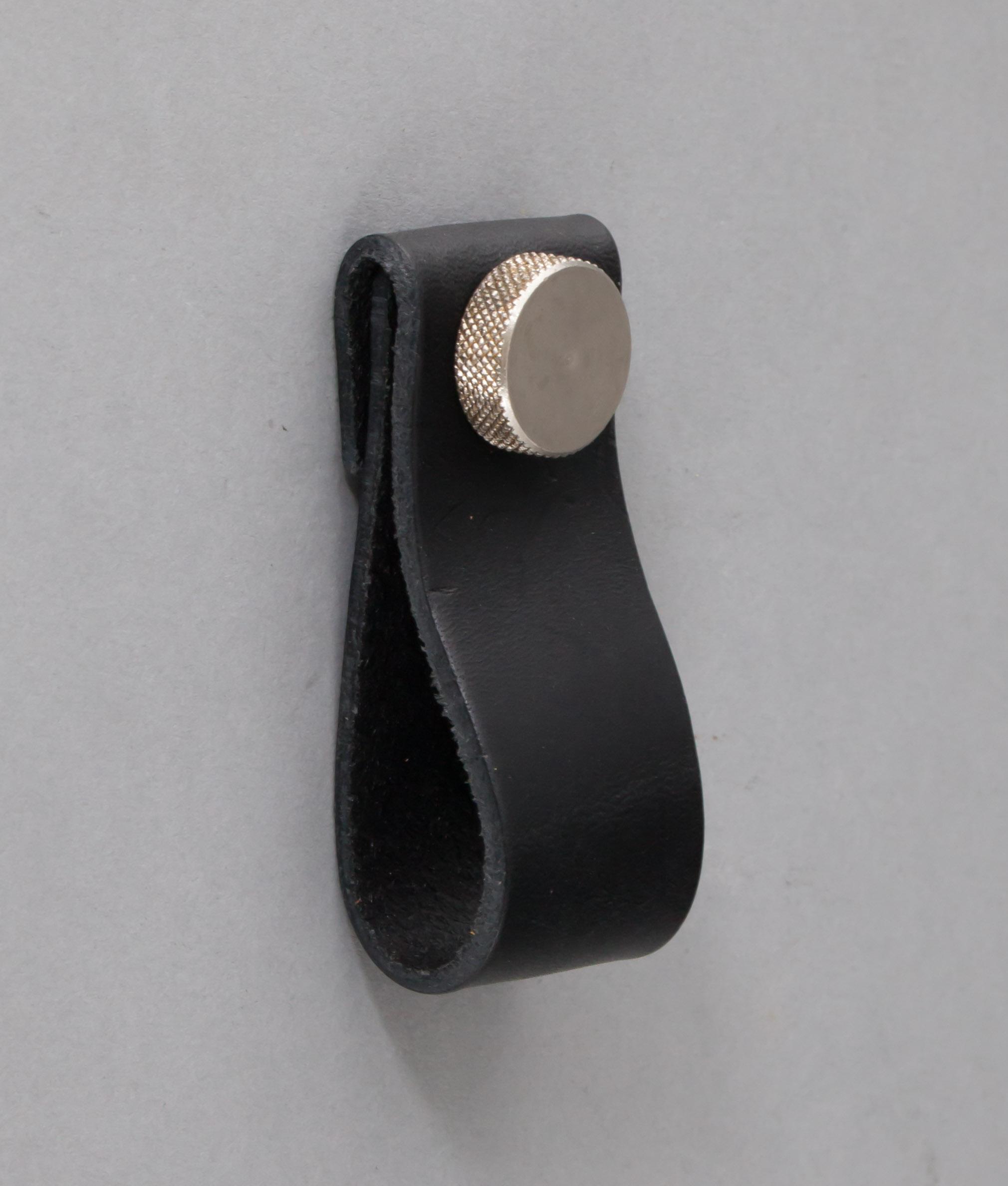 leather door knobs photo - 11