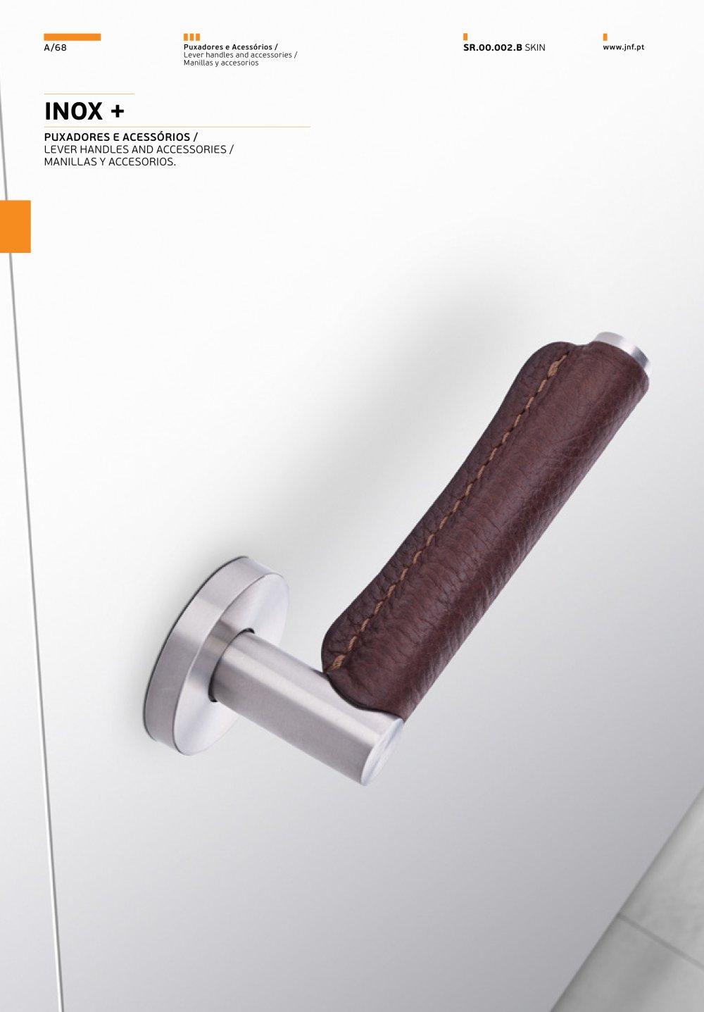 leather door knobs photo - 14