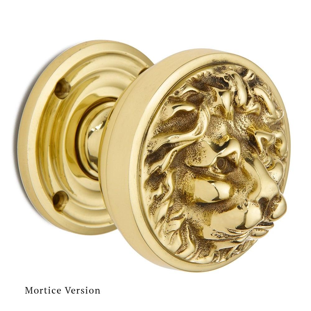 lion door knob photo - 9