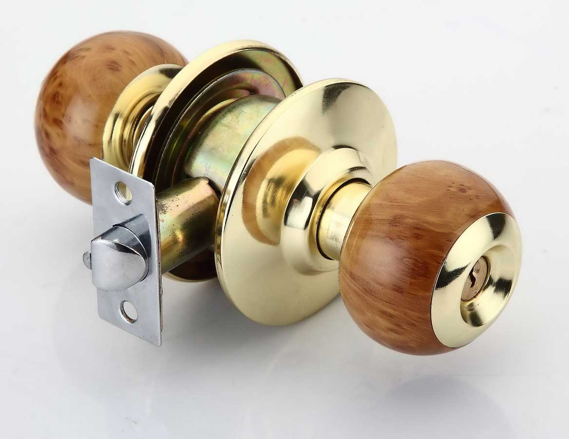 locking door knobs photo - 19