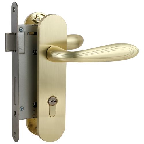 locking door knobs photo - 7
