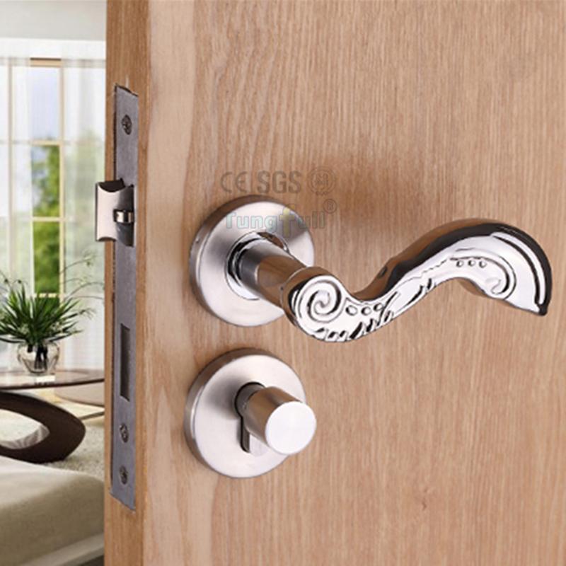 locking interior door knob photo - 14