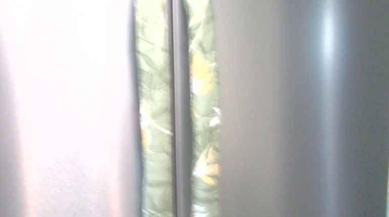 low profile door knob photo - 18