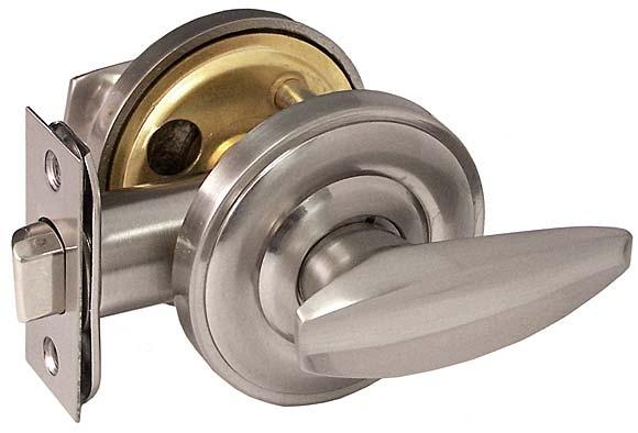 low profile door knobs photo - 12