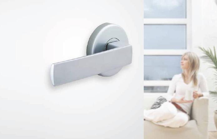 low profile door knobs photo - 8