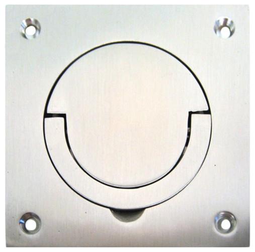 low profile interior door knob photo - 11