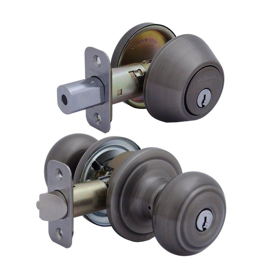 lowes door knobs photo - 15