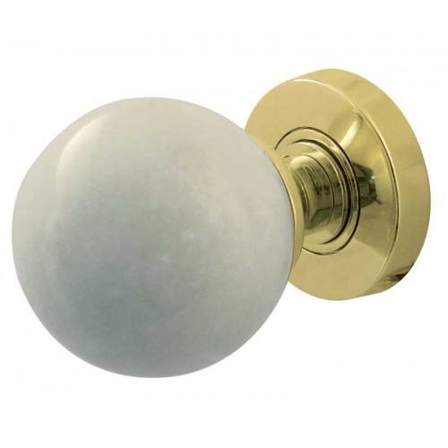 marble door knobs photo - 10