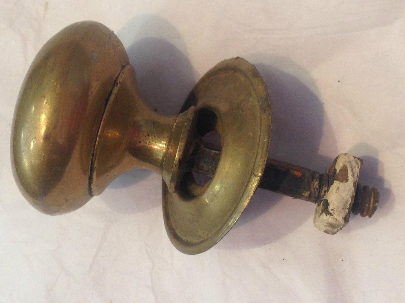metal door knob photo - 16