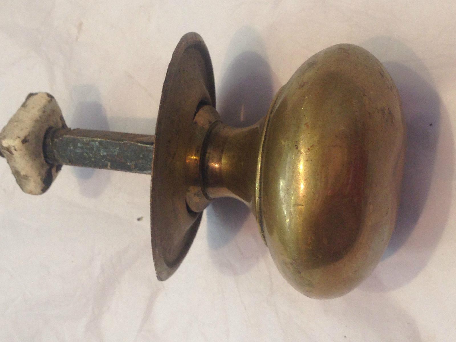 metal door knob photo - 7