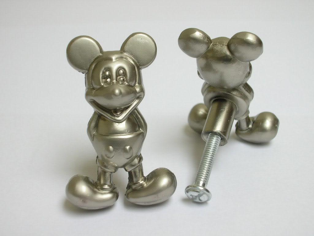 mickey mouse door knobs photo - 11