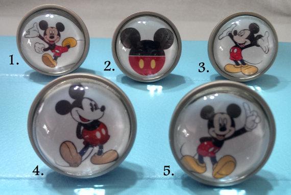 mickey mouse door knobs photo - 8