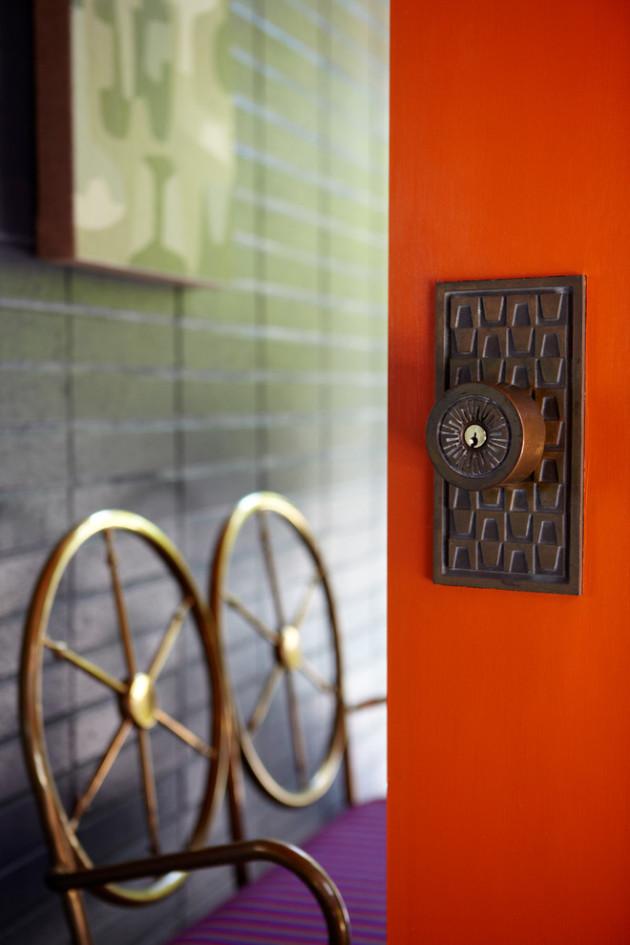 mid century door knobs photo - 18