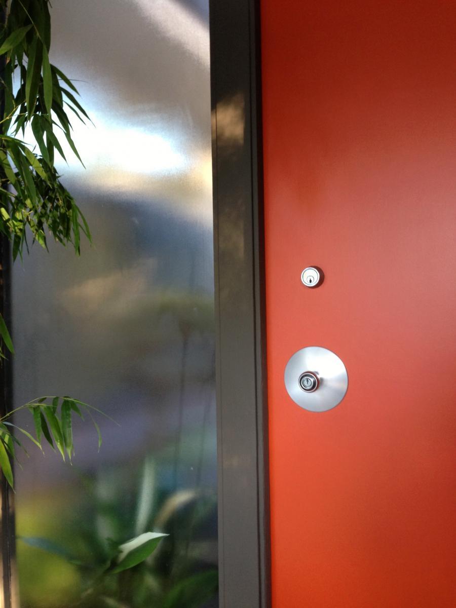 mid century modern door knobs photo - 16