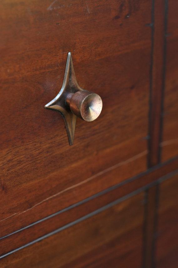 mid century modern door knobs photo - 20