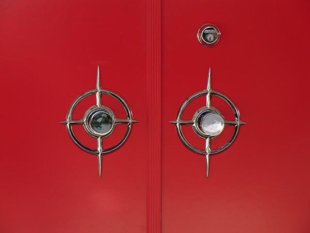 mid century modern door knobs photo - 8