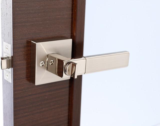 modern door handles and knobs photo - 1