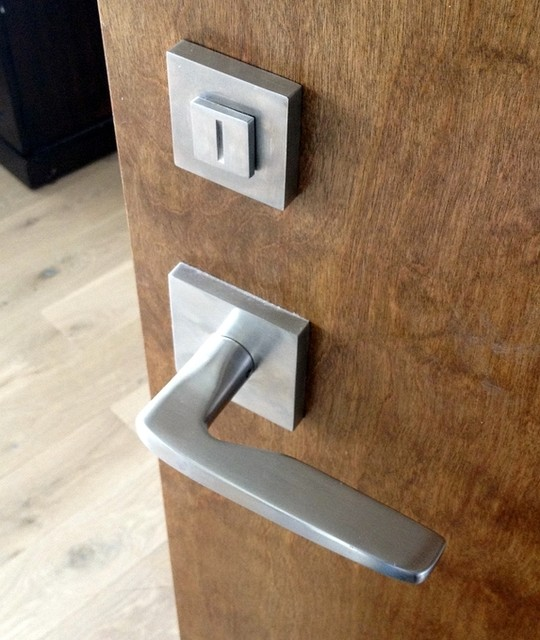 modern door handles and knobs photo - 6