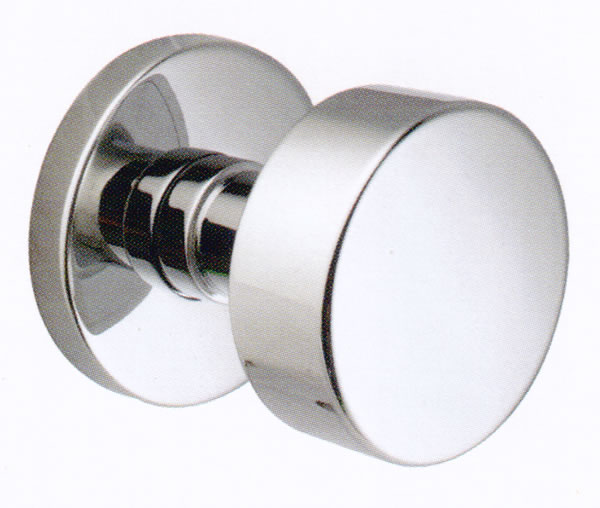 modern door knob photo - 2