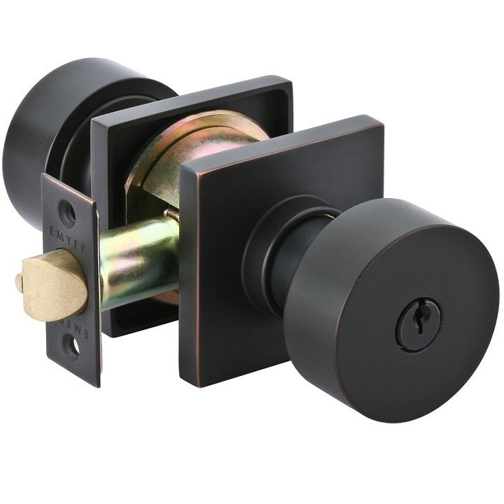 modern door knobs interior photo - 5