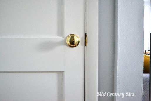 modern interior door knobs photo - 14
