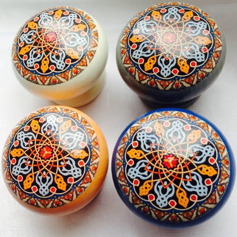 moroccan door knobs photo - 1