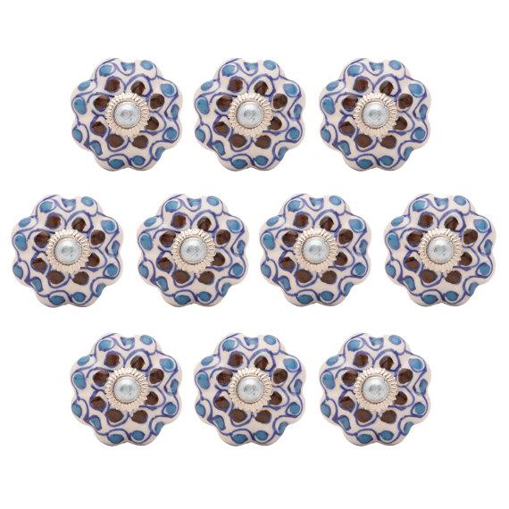 moroccan door knobs photo - 12
